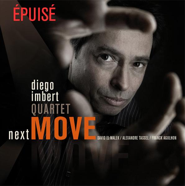 "Diego Imbert Quartet ""Next Move"""