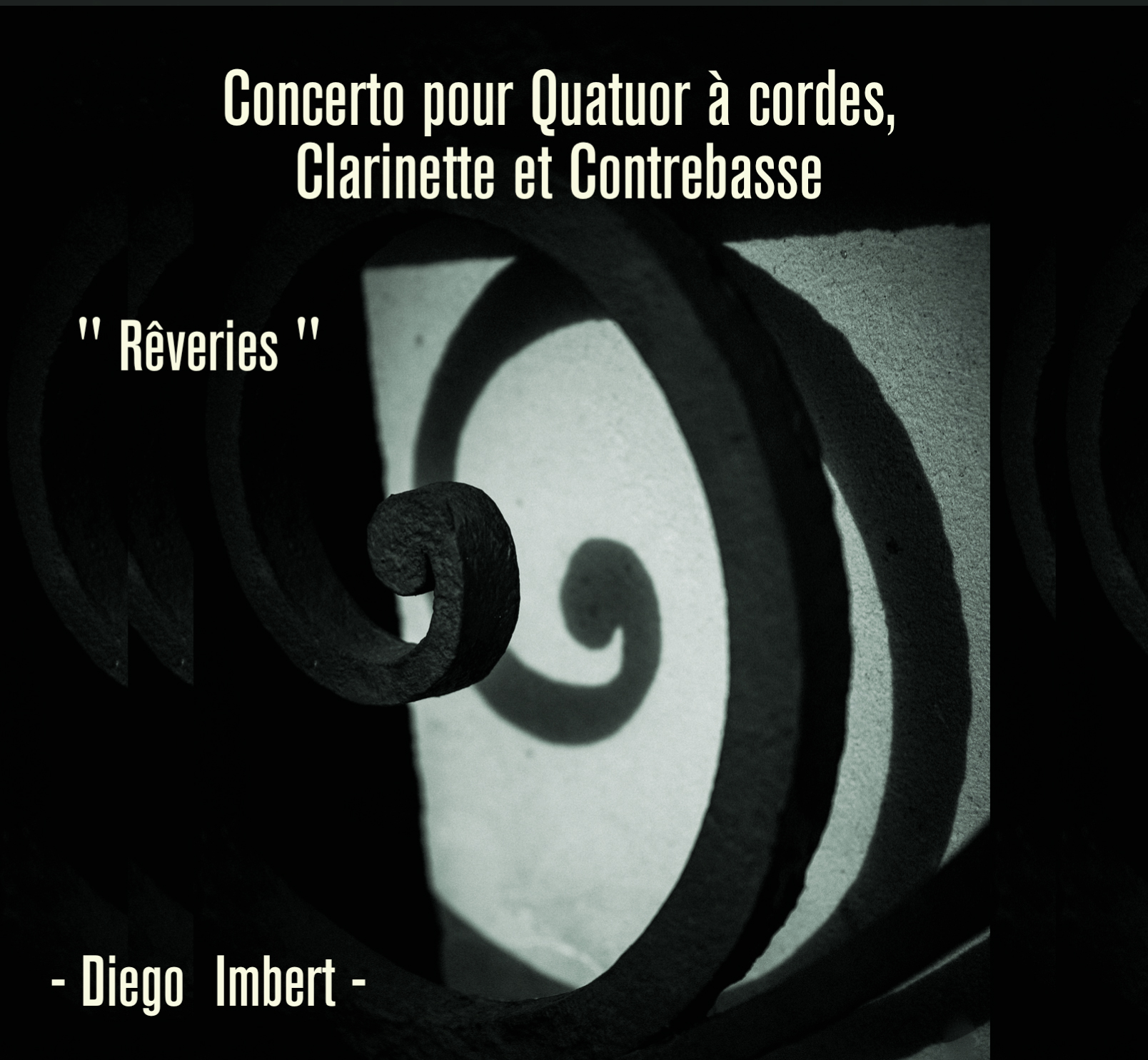 "Diego Imbert ""Concerto pour Contrebasse"""