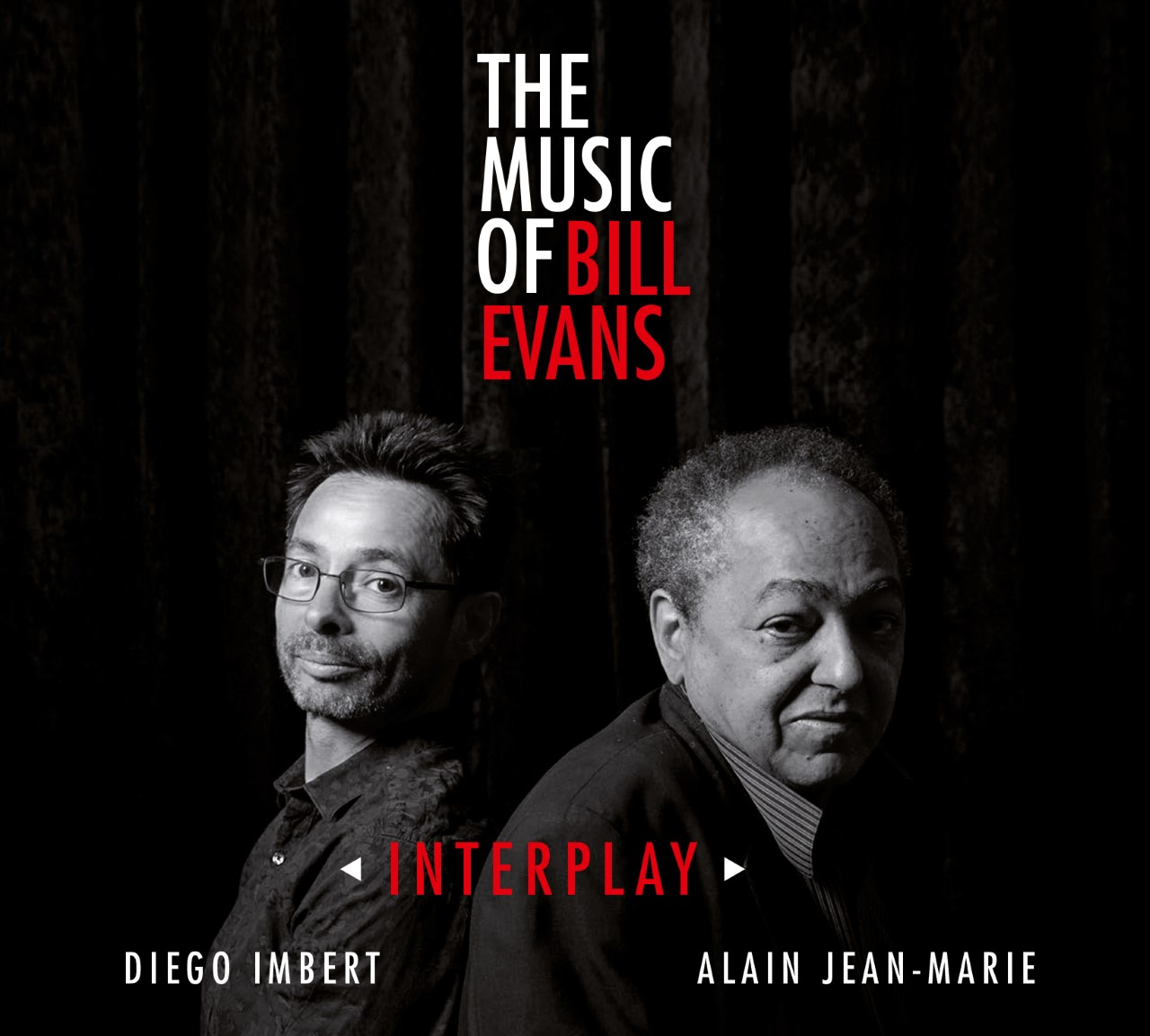 "Diego IMBERT – Alain JEAN-MARIE ""Interplay- The Music of Bill Evans"""